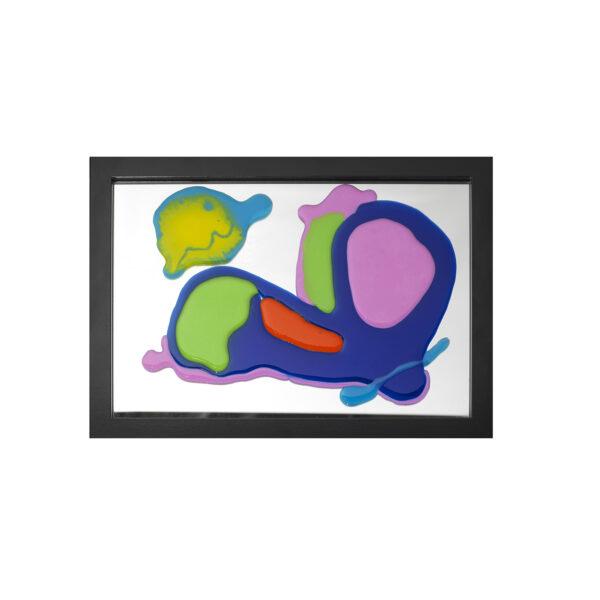 michael-brorsen-maleri-resin-på-spejl