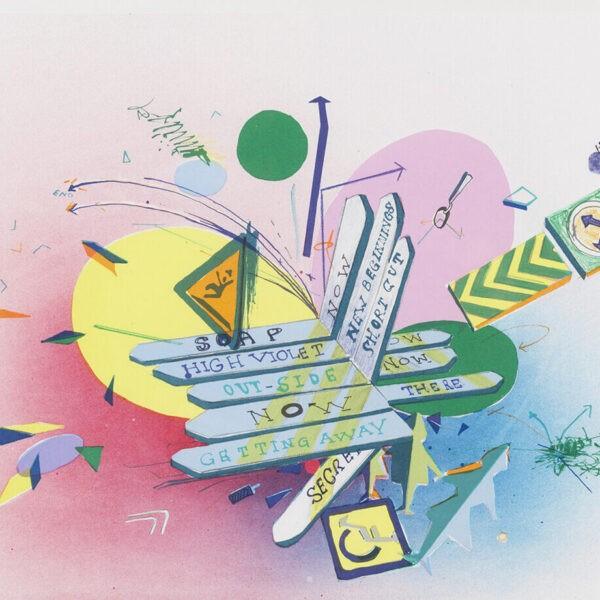 Trine Boesen - Sign - 32x49